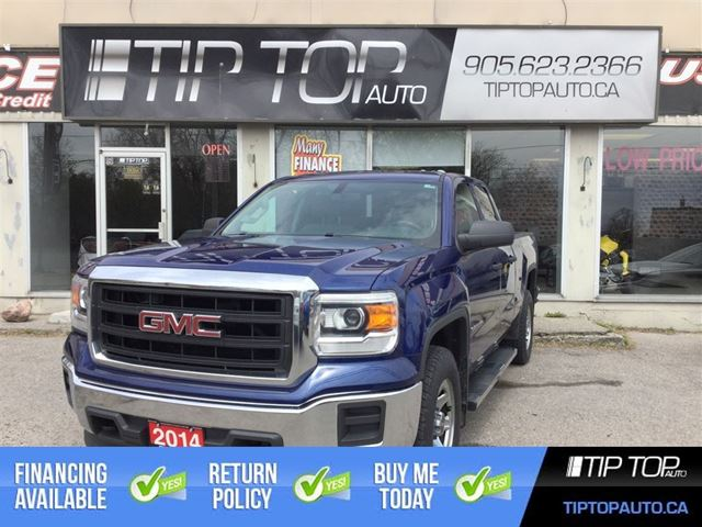 2014 GMC SIERRA 1500 Base **5.3L V8, 4X4, Double Cab ** in Bowmanville, Ontario