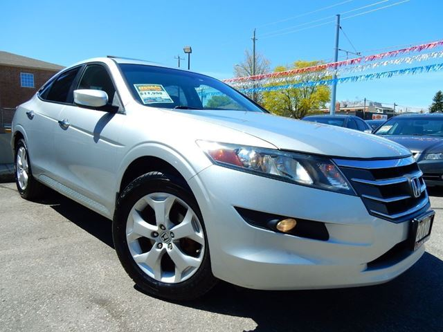 2010 Honda Accord Crosstour 4WD EX-L  LEATHER.ROOF  NO ACCIDENT in Kitchener, Ontario