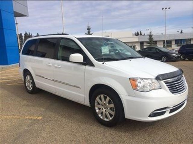 2015 CHRYSLER TOWN AND COUNTRY Touring in Wetaskiwin, Alberta