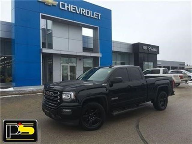 2016 GMC SIERRA 1500           in Barrie, Ontario