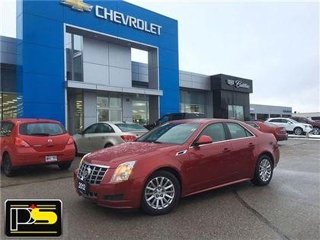 2012 CADILLAC CTS           in Barrie, Ontario