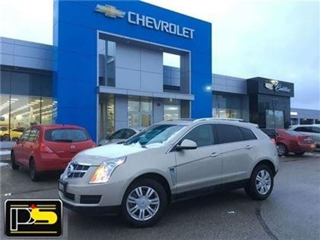 2012 CADILLAC SRX Luxury in Barrie, Ontario