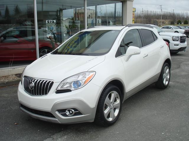2015 Buick Encore Leather in Thetford Mines, Quebec