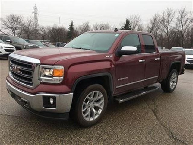 2014 GMC Sierra 1500 SLT in Kitchener, Ontario