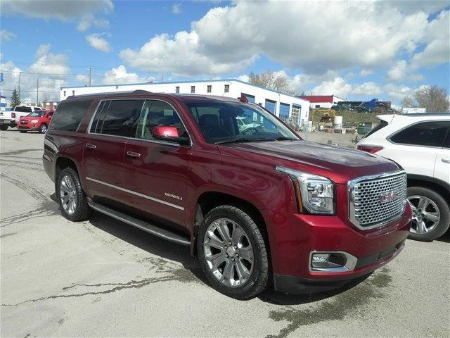2016 gmc yukon xl denali calgary alberta car for sale 2766090. Black Bedroom Furniture Sets. Home Design Ideas