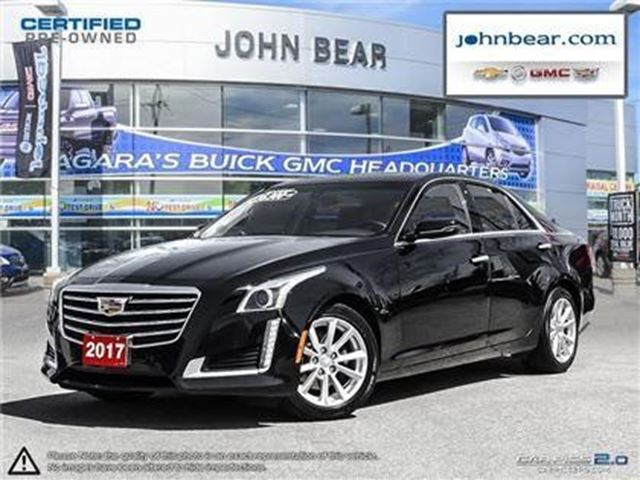 2017 CADILLAC CTS RWD in St Catharines, Ontario