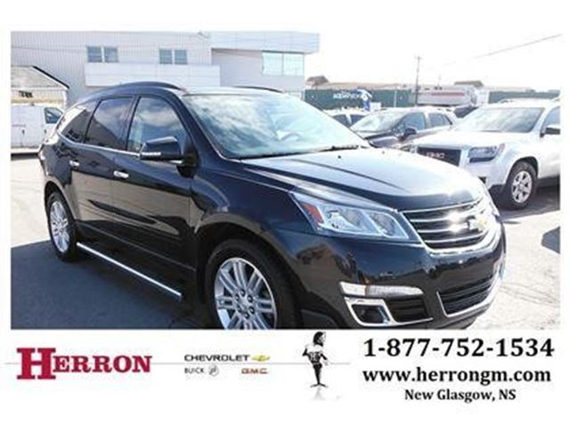used 2015 chevrolet traverse v6 cy lt new glasgow. Black Bedroom Furniture Sets. Home Design Ideas
