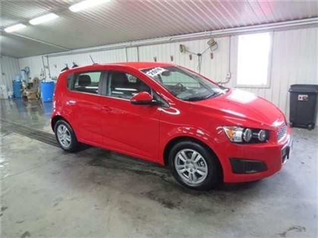 2016 CHEVROLET SONIC LT in Tracadie-Sheila, New Brunswick