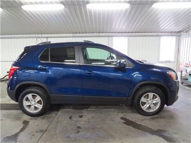 2016 Chevrolet Trax LT in Tracadie-Sheila, New Brunswick