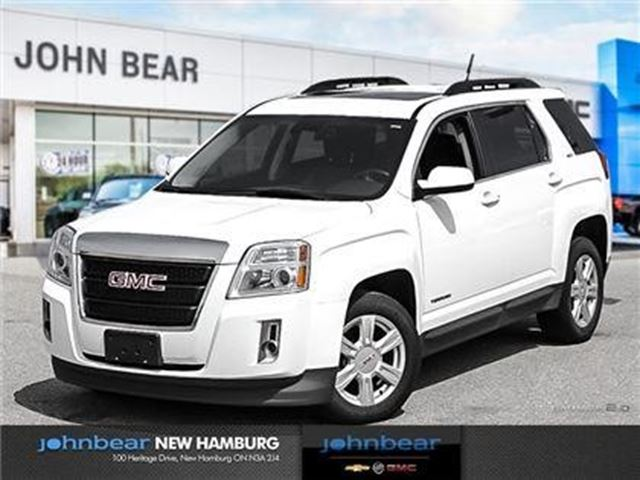 2014 GMC Terrain SLT in New Hamburg, Ontario
