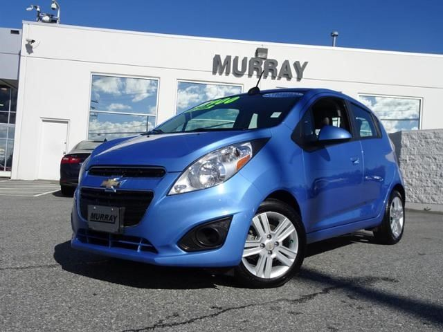 2015 Chevrolet Spark LT in Abbotsford, British Columbia