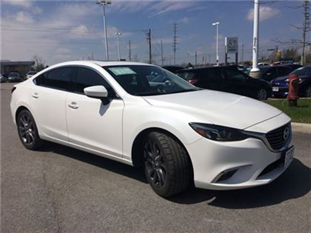 2016 mazda mazda6 gt leather sunroof navigation bose led lights barrie ontario car for. Black Bedroom Furniture Sets. Home Design Ideas
