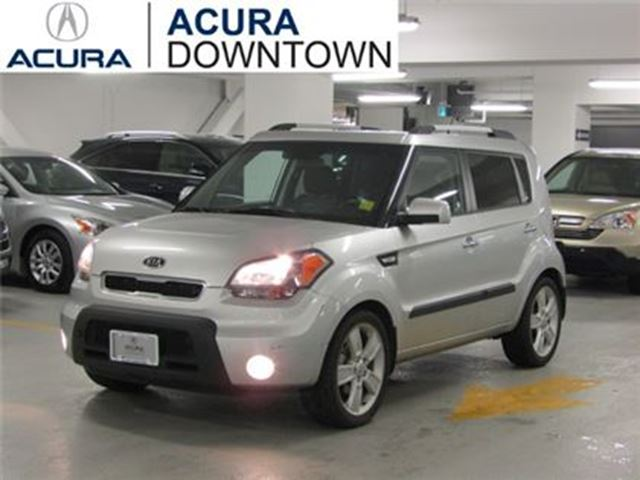 2011 KIA SOUL Heated Seats/No Accident/Low KMs/Sunroof in Toronto, Ontario