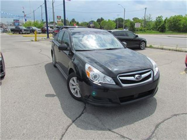 2011 SUBARU LEGACY 2.5 i   PREMIUM PACKAGE   AWD   HEATED SEATS in London, Ontario