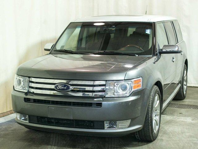 used 2009 ford flex limited v6 awd 7 passenger w. Black Bedroom Furniture Sets. Home Design Ideas