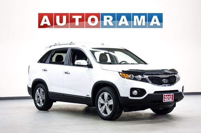 2012 kia sorento 4wd leather backup camera white autorama the spec. Black Bedroom Furniture Sets. Home Design Ideas