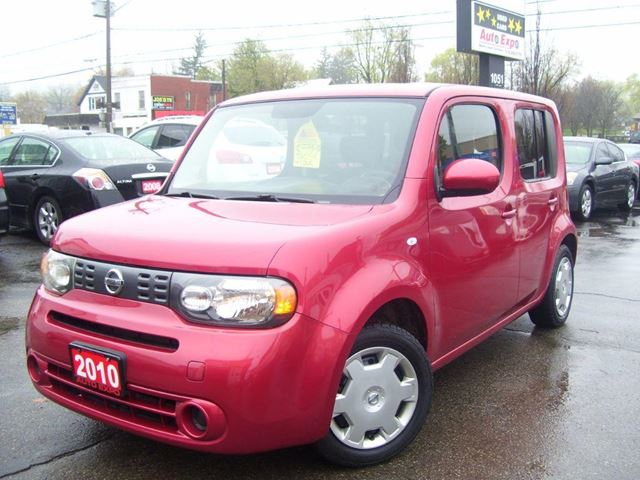 2010 Nissan Cube 1.8 S in Kitchener, Ontario