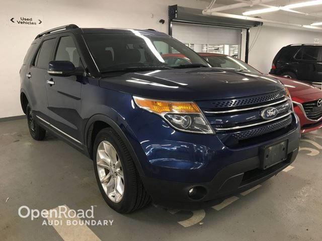 2012 FORD EXPLORER 4WD 4dr Limited in Vancouver, British Columbia