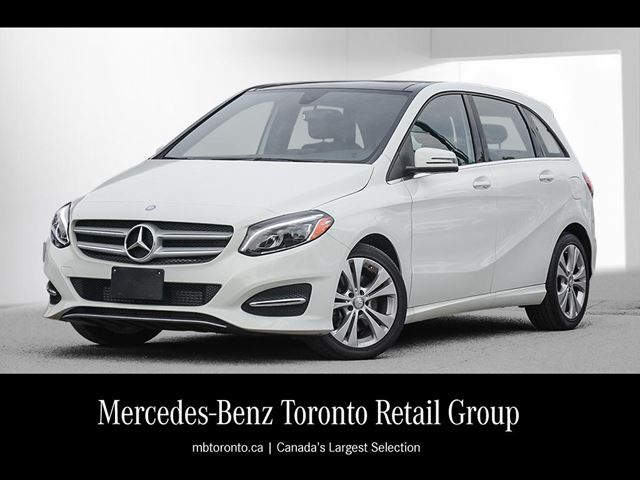 2016 mercedes benz b class 4matic maple ontario car for for Mercedes benz payment calculator