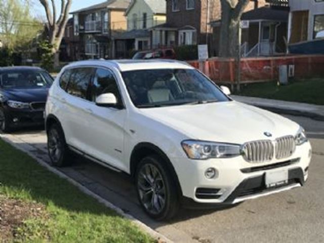 2015 bmw x3 awd 4dr xdrive28i mississauga ontario car for sale 2766800. Black Bedroom Furniture Sets. Home Design Ideas