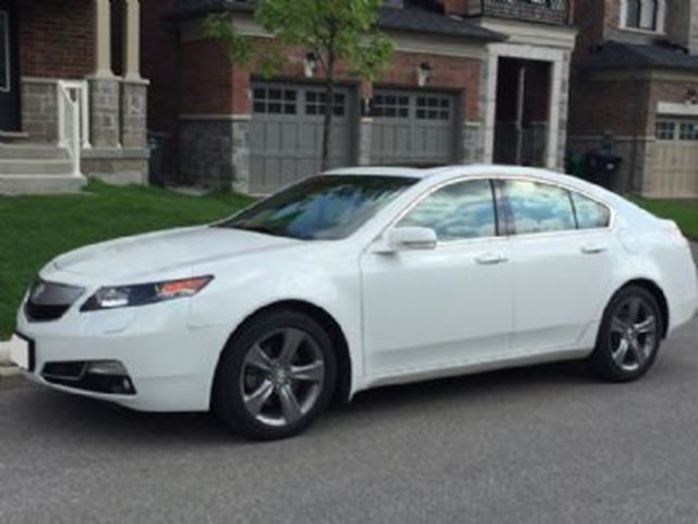2014 Acura TL SH-AWD 4dr Tech Pkg in Mississauga, Ontario