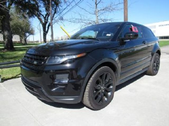 2015 LAND ROVER RANGE ROVER EVOQUE 5dr HB Dynamic in Mississauga, Ontario