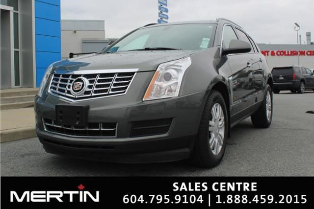 2013 Cadillac SRX Leather Collection in Chilliwack, British Columbia