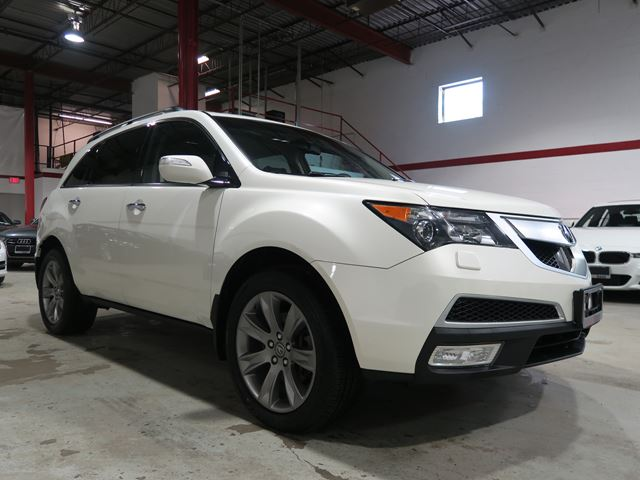 2013 acura mdx elite navigation 7 passenger dvd. Black Bedroom Furniture Sets. Home Design Ideas