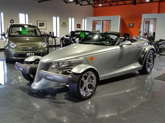 1999 Plymouth Prowler ROADSTER  **LEASE AND FINANCING AVAILABLE OAC** in Ottawa, Ontario