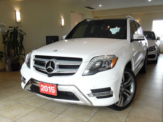 2015 mercedes benz glk class glk250 bluetec amg pkg navi for Mercedes benz glk350 amg