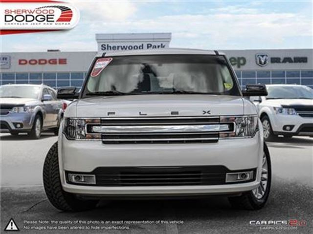 2015 Ford Flex Sel Awd Heated Seats Remote Start