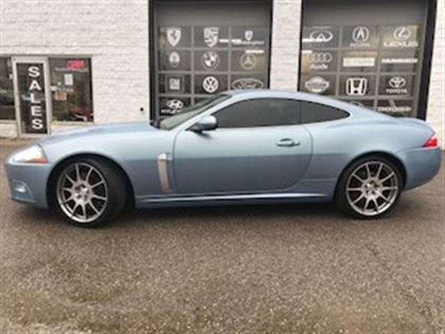 2007 JAGUAR XK SERIES XKR Type R Corse wheels push start loud exhaust in Guelph, Ontario