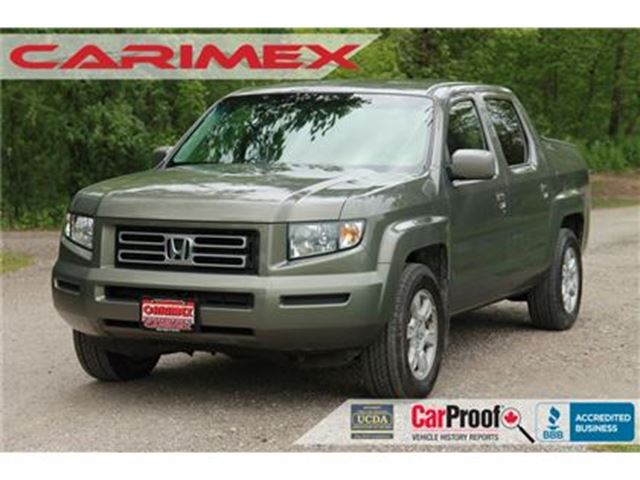 2007 Honda Ridgeline EX-L in Kitchener, Ontario