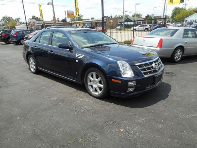2008 cadillac sts v6 hamilton ontario car for sale. Black Bedroom Furniture Sets. Home Design Ideas