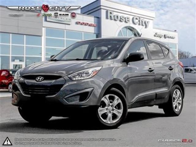 2015 HYUNDAI TUCSON GL~Heated seats~One Owner~Low KM's in Welland, Ontario