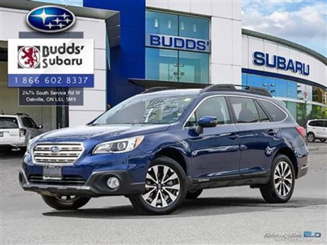 2015 SUBARU OUTBACK 2.5i Limited w/ Technology at -Fully Loaded in Oakville, Ontario