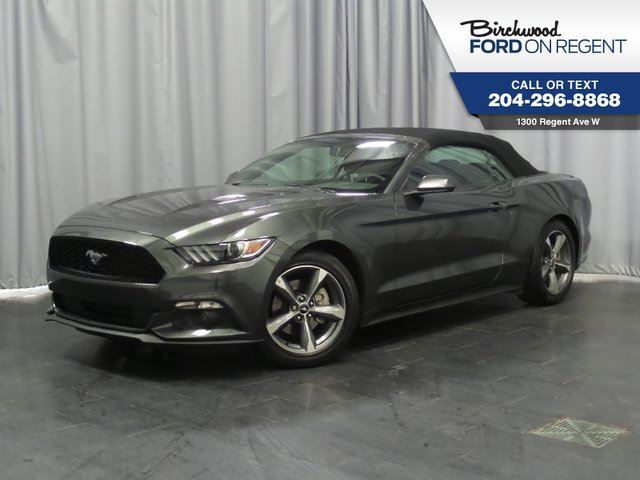 2016 Ford Mustang V6 Auto *Convertible* in Winnipeg, Manitoba