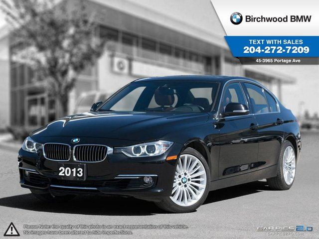 2013 BMW 3 SERIES 335i xDrive Driver Assistance Package & Premium Package!Low One Owner! No Accidents! in Winnipeg, Manitoba