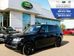 2016 Land Rover Range Rover SC *AMAZING CLEARANCE PRICING* in Winnipeg, Manitoba
