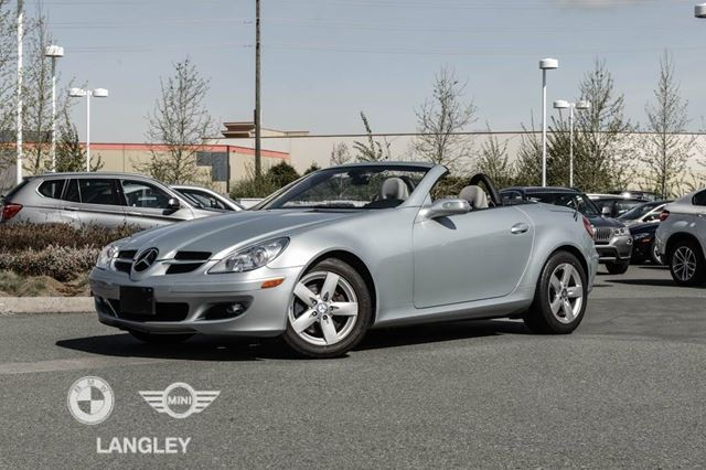 2008 Mercedes-Benz SLK-Class 3.0L in Langley, British Columbia