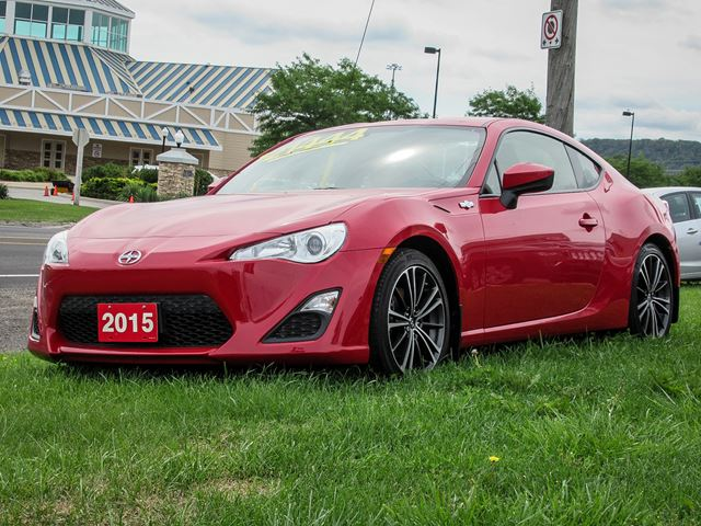 2015 SCION FR-S JUST PICTURE YOURSELF DRIVING THIS!!! in Grimsby, Ontario