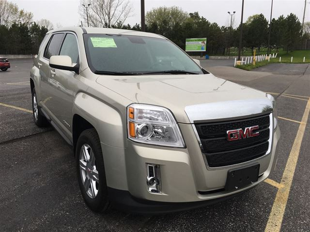 2015 gmc terrain sle cayuga ontario car for sale 2767677. Black Bedroom Furniture Sets. Home Design Ideas