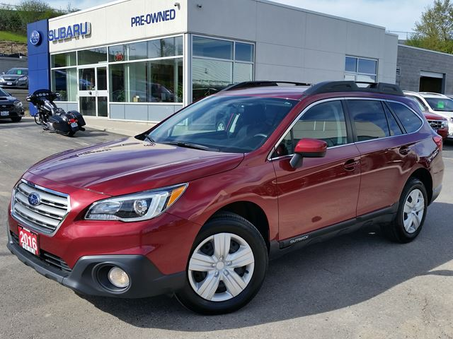 2016 Subaru Outback 2.5i in Kitchener, Ontario