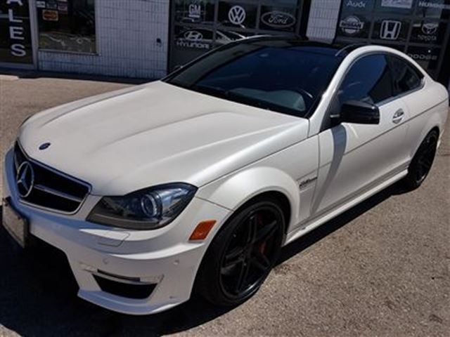 2013 MERCEDES-BENZ C-CLASS C 63 AMG in Guelph, Ontario