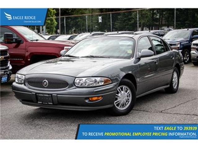 2005 BUICK LESABRE Limited in Coquitlam, British Columbia