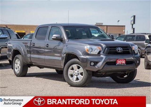 2014 Toyota Tacoma V6, TRD!!, Off Lease, Double Cab in Brantford, Ontario