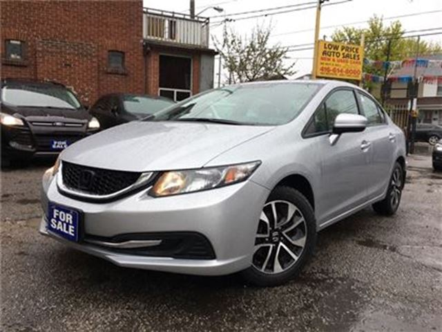 Used 2015 honda civic i 4 cy sunroof alloys htdseats for Honda civic sunroof