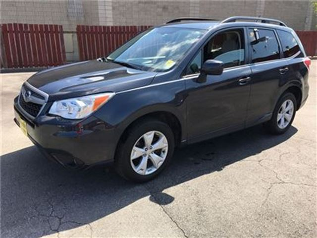 2015 SUBARU FORESTER i Convenience, Heated Seats, AWD, Only 63, 000km in Burlington, Ontario