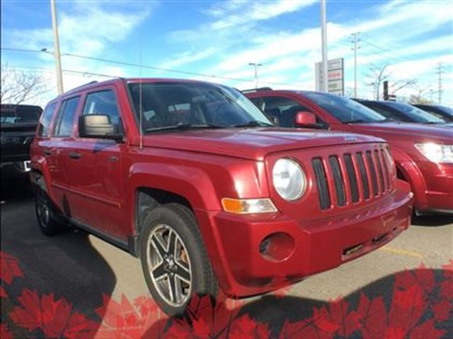 2008 Jeep Patriot Sport**4X4**KEYLESS ENTRY** in Mississauga, Ontario