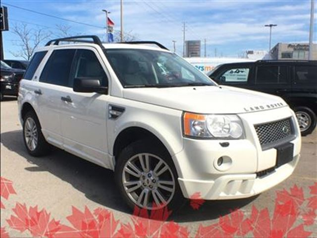2010 LAND ROVER LR2 HSE**NAVIGATION**PANORAMIC SUNROOF** in Mississauga, Ontario